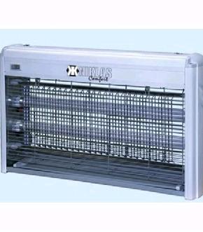 ELETTROSTERMINATORE PER INSETTI 2X15 W ( AZIONE 40 MQ )