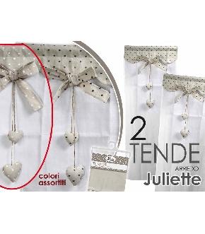 TENDE 60X150CM JULIETTE S/2