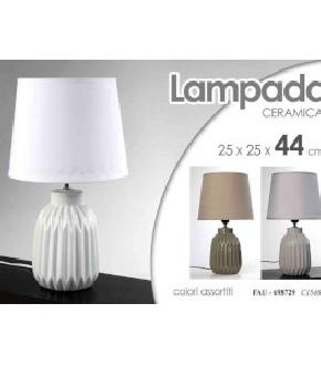 LAMPADA ASS. 25X25X43,5