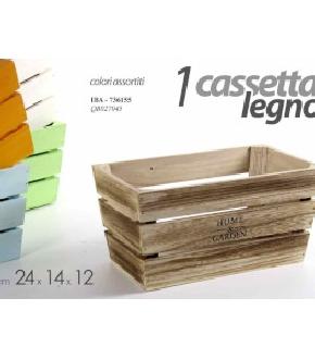 IBA/CASSETTA ASS 24*14*12CM     QB027045