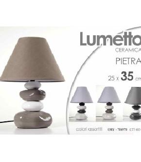 LUMETTO PIETRA ASS