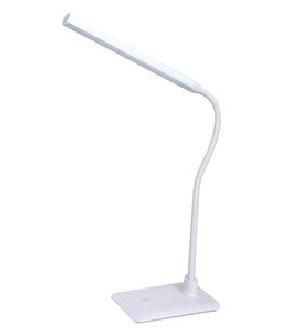 LAMPADA DA SCRITTOIO LED 6W SLIM BIANCA