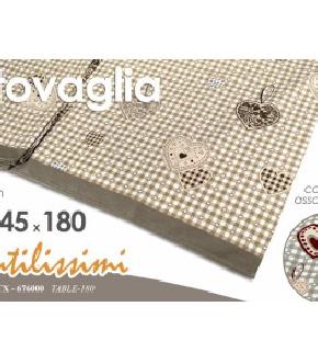 TOVAGLIA CUORE 145X180CM TABLE