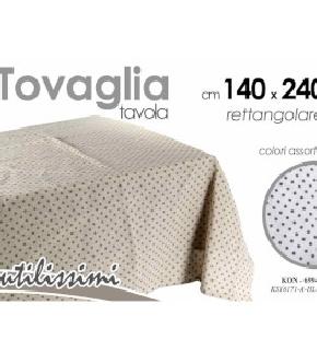 TOVAGLIA 140X240CM KON