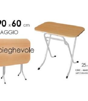 TAVOLO 60X90CM 25MM FAG