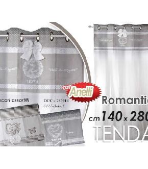 TENDA ROMAN ASS. 140X280CM