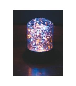 LAMPADA LED STAR LUCE DECORATIVA