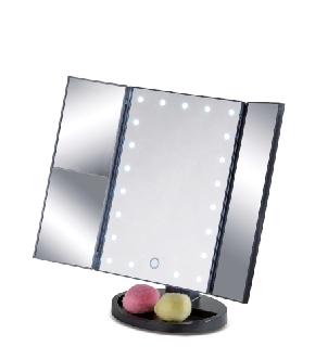 SPECCHIO LED IN ABS CM34,5X12XH26