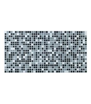 PANNELLO PVC MOSAIC BLACK 955X480MM