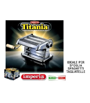 IMPERIA MACCHINA X PASTA TITANIA