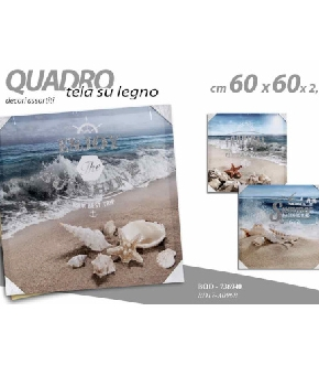 QUADRO CM 60X60X2.5