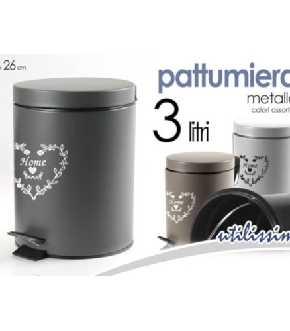 PATTUMIERA 3LT CUO. MAT